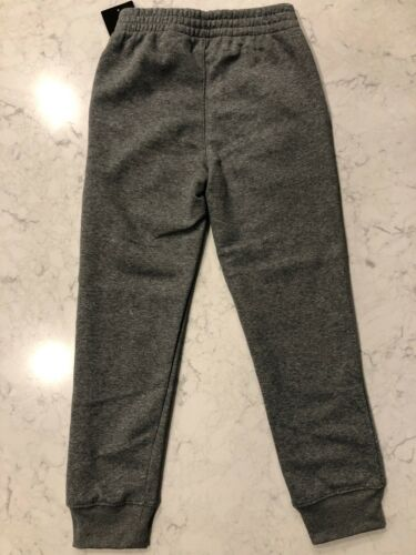 Air Jordan Fleece Jogger Pants Bottom Grey 956207-GEH Nike Youth Size S-XL $40