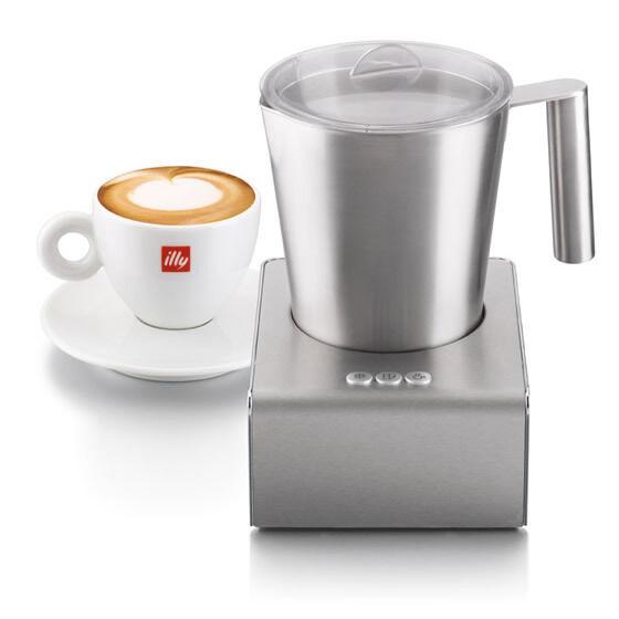 Milk Fredher illy Cappuccino Maker coffee Cappuccinatore Milchaufschäumer 220V
