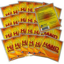 24 Sets (48 Warmers) Hand Toe Foot Warmer Hot Packs Brand NEW!