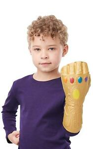 Rubie-039-s-Official-Avengers-Infinity-War-Infinity-Gauntlet-Deluxe-Child-Accessory