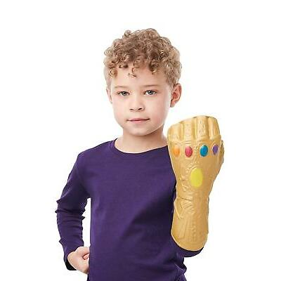 Rubie's Official Avengers Infinity War Infinity Gauntlet, Deluxe Child Accessory