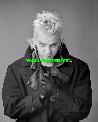 Canvas or Poster 80s Poster A KEIFER SUTHERLAND PRINT Choose Size /& Media Type