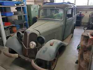 Raritat-1934-Vorkrieg-BMW-315-6-Zyl-LKW-Kombi-Wehrmacht-Scheunenfund