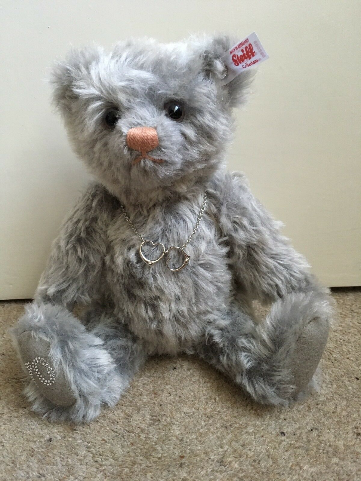 Steiff Royal Platinum Wedding Bear