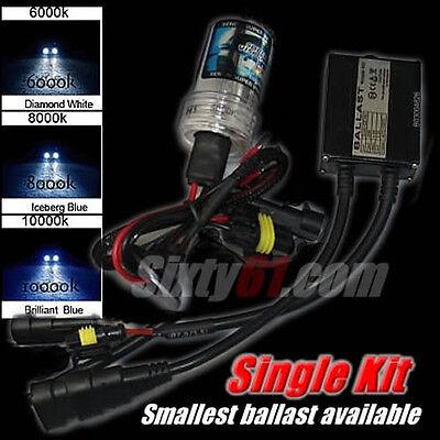 Suzuki M109 Boulevard HID Xenon High/Low beams headlight conversion kit H4