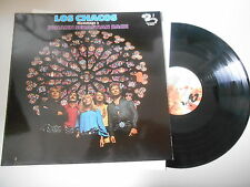 LP Pop Los Chacos - Hommage A Joh. S. Bach (10 Song) BARCLAY