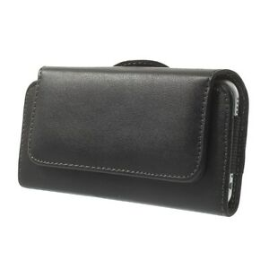 M-E-HORIZONTAL-LEATHER-COVER-CASE-POUCH-W-BELT-CLIP-SAMSUNG-HTC-TELSTRA-OPPO