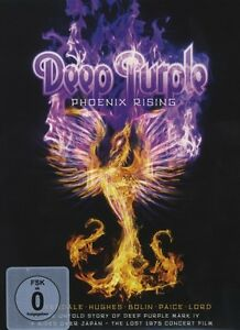 Deep-PURPLE-034-Phoenix-Rising-034-DVD-CD-NUOVO