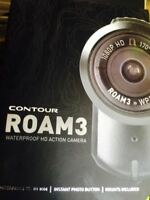 Action Cam Snowmobile Hd Helmet Camera Contourroam3 32gb Sd Card Contour Roam3