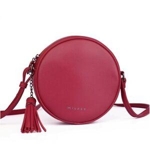 Women-039-s-Fashion-Cross-Body-Handbags-Round-Small-Tassel-Shoulder-Messenger-Bags