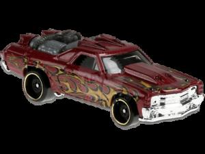 Hot Wheels Custom/'71 el camino ghf70-Dream garaje