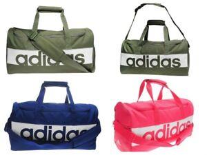 6ac4009b29 borsa borsone palestra maniglia e tracolla adidas linear Team bag ...