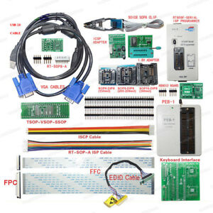 KB9012 simple PCB Board for RT809F RT809H Programmer