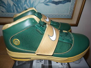 92405b26838 Nike Air Zoom LeBron Soldier 4 IV Four James SVSM road PE Sample sz ...