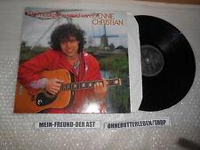LP Pop Dennie Christian - De Muzikale van ... (12 Song) MUNICH REC -signiert-