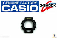 Casio G-shock Dw-9000-1bv Black Bezel Case Shell W/ Yellow Lettering