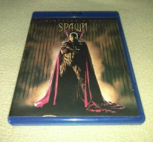 Spawn Director's Cut (Blu-ray Disc, JOHN LEGUIZAMO, MICHAEL JAI WHITE *RARE oop