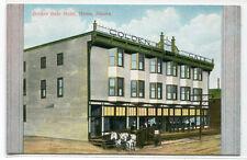 Golden Gate Hotel Nome Alaska 1910c postcard