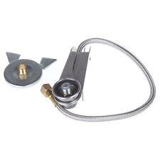 Triangle Three-Leg Butane Gas Stove Adaptor Nozzle Bottle Screwgate