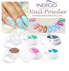 Indigo-Mermaid-Effect-Pixel-Effect-Manix-Chrome-Chameleon-Holo-Nail-Powder-Dust