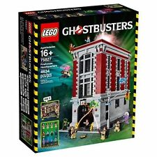 LEGO Ghostbusters Firehouse Headquarters 75827 * Ghost Busters Fire House Slimer