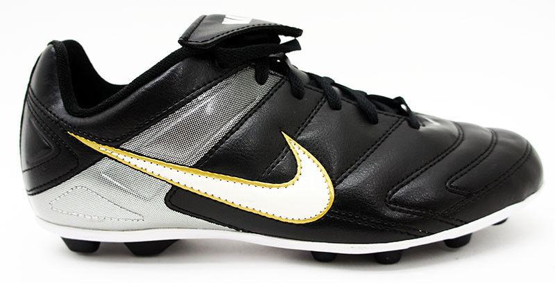 Nike Park II FG-R botas de fútbol levas negro negro negro oro nuevo  muchas sorpresas
