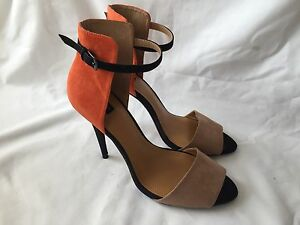 New-Zara-Collection-By-Basic-Suede-Shoes-Size-UK-7-40