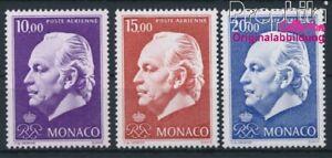 Monaco-1160-1162-postfrisch-1974-Flugpost-8940408