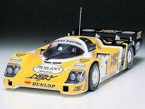 Tamiya-51491-SP1491-Newman-Joest-Racing-Porsche-956-Body-1-12-Scale