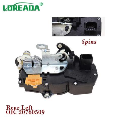 4pcs Complete Set Power Door Lock Actuator for Chevy GMC Cadillac 07-09
