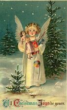 VINTAGE CHRISTMAS IMAGES COLLECTION 10850+ ON DISK