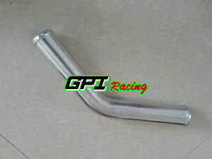 2-25-034-57mm-45-Degree-Aluminum-Turbo-Intercooler-Pipe-Piping-Tube-hose-L-600MM