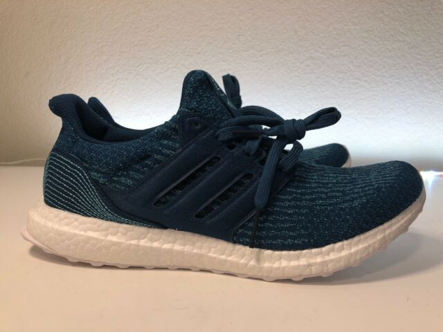 competitive price eb268 64b4b Parley X adidas Ultra Boost 3.0 Size 11 Bb4762 Deadstock