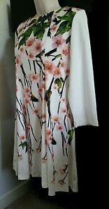 BNWT-Stylish-sexy-Women-039-s-Floral-Rockabilly-Retro-Dress-50s-Swing-12-44
