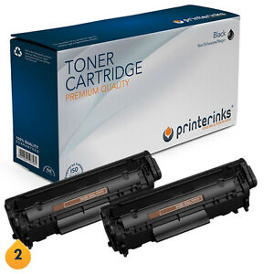 2 Non Oem Canon Fx10 Noir Cartouches De Toner I-sensys Mf4010 Mf4018 Mf4270 Mf4150-afficher Le Titre D'origine Confortable Et Facile à Porter