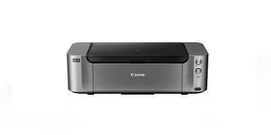 "Canon Pixma Pro-100 Color Photo Inkjet Printer+50 sheets 13"""