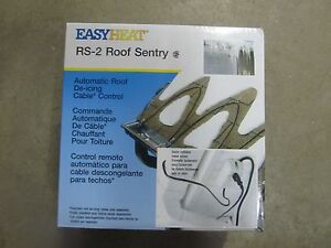 Automatic Roof De Icing Control Easy Heat Rs 2 New Ebay