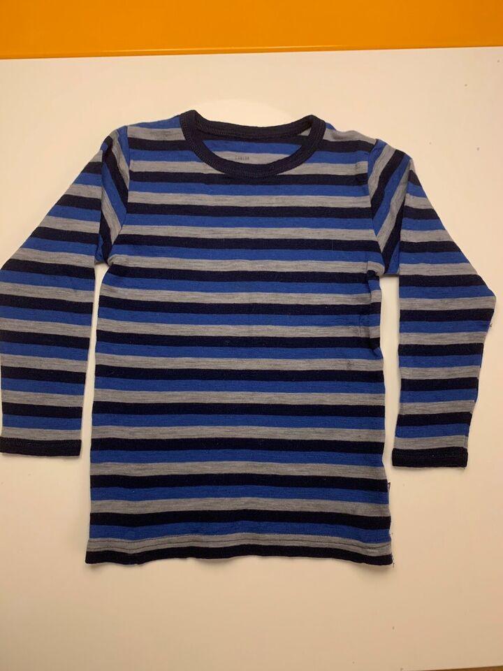 Bluse, 100 % uld bluse / trøje, 808