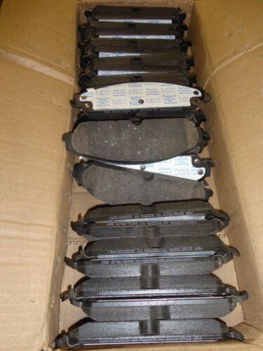 CHARGER ; 5142559AB Qty.4 PBR//MOPAR FRONT BRAKE PADS CHRYSLER 300 CHALLENGER