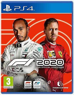 F1 2020 STANDARD EDITION PS4 ITALIANO GIOCO PLAY STATION 4 ...