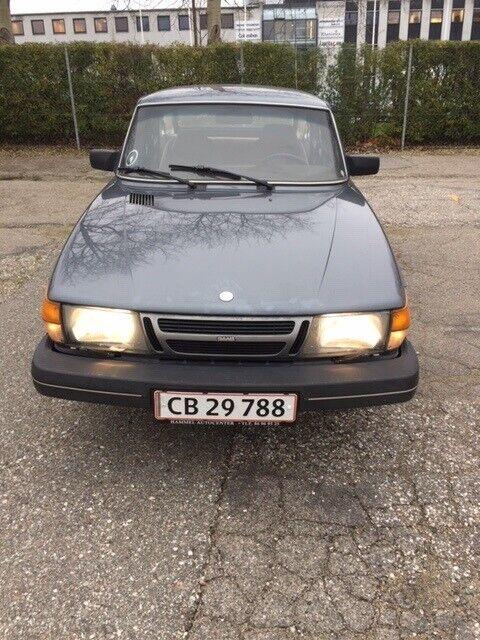 Saab 900i, 2,0, Benzin