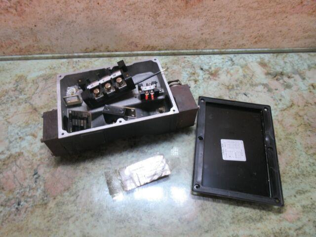 Yaskawa Spindle Motor Wire Terminal Box Uaaska