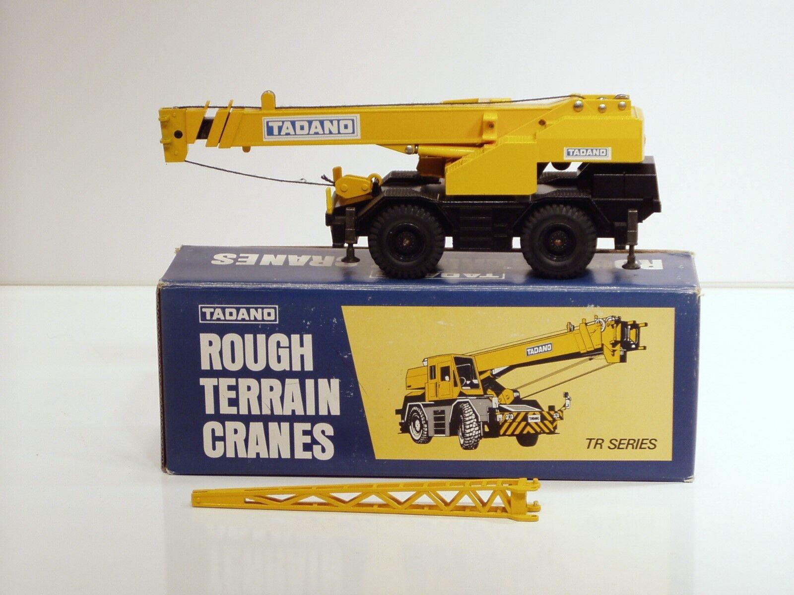 Tadano TR Series Rough Terrain Crane - 1 50 - Japon-Comme neuf IN BOX