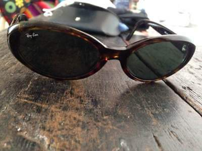 RAY BAN RITUALS LUNETTES DE SOLEIL RAYBAN SOLAIRE ECAILLE TBE VINTAGE cat's eye | eBay