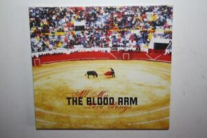 THE-BLOOD-ARM-All-my-Love-Songs-CD-NEU-amp-OVP-INDIE-ROCK-PAU-Records
