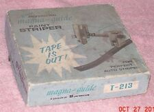 MAGNA-GUIDE T-213 PROFESSIONAL PINSTRIPE KIT Stripping Striping Pin Striping