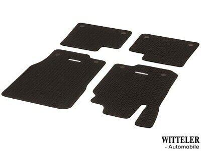 4 orig Mercedes Benz Fußmatten Ripsmatten Matte R Klasse V251 4+2 oder 5+2 Sitze