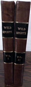 William-Hamilton-Maxwell-Wild-Sports-Of-The-West-With-Legendary-Tales-1833