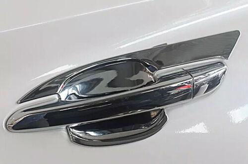 ABS Chrome Door Handle Bowl Cover Trim 4pcs For Hyundai Tucson 2016-2019