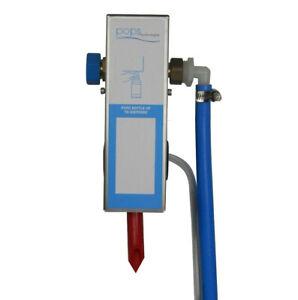 Single-Spray-Bottle-Proportioner-Chemical-Dispenser-8168SS